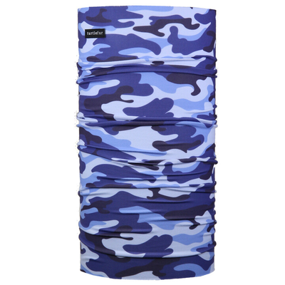 Turtle Fur Totally Tubular Neck Gaiter Comfort Shell Supersoft Water Camo