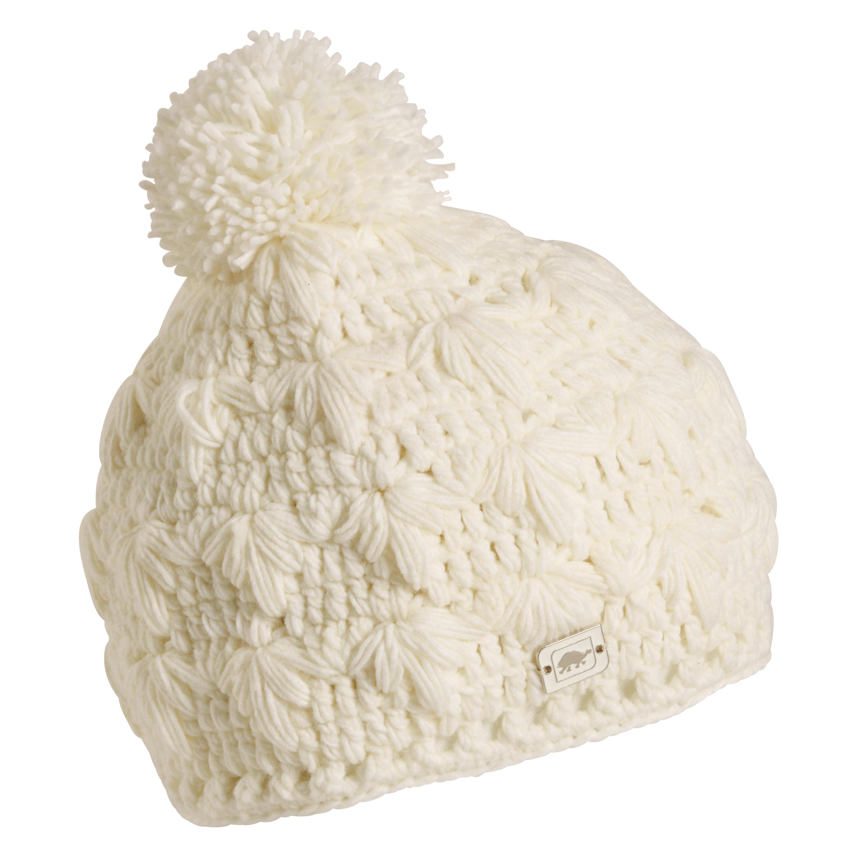 a6b17765e6163 Turtle Fur Rhoda Women s Hand Crocheted Fleece Lined Pom Winter Hat ...