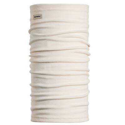 Turtle Fur Totally Tubular Merino Wool Tencel Tube Neck Gaiter Ivory