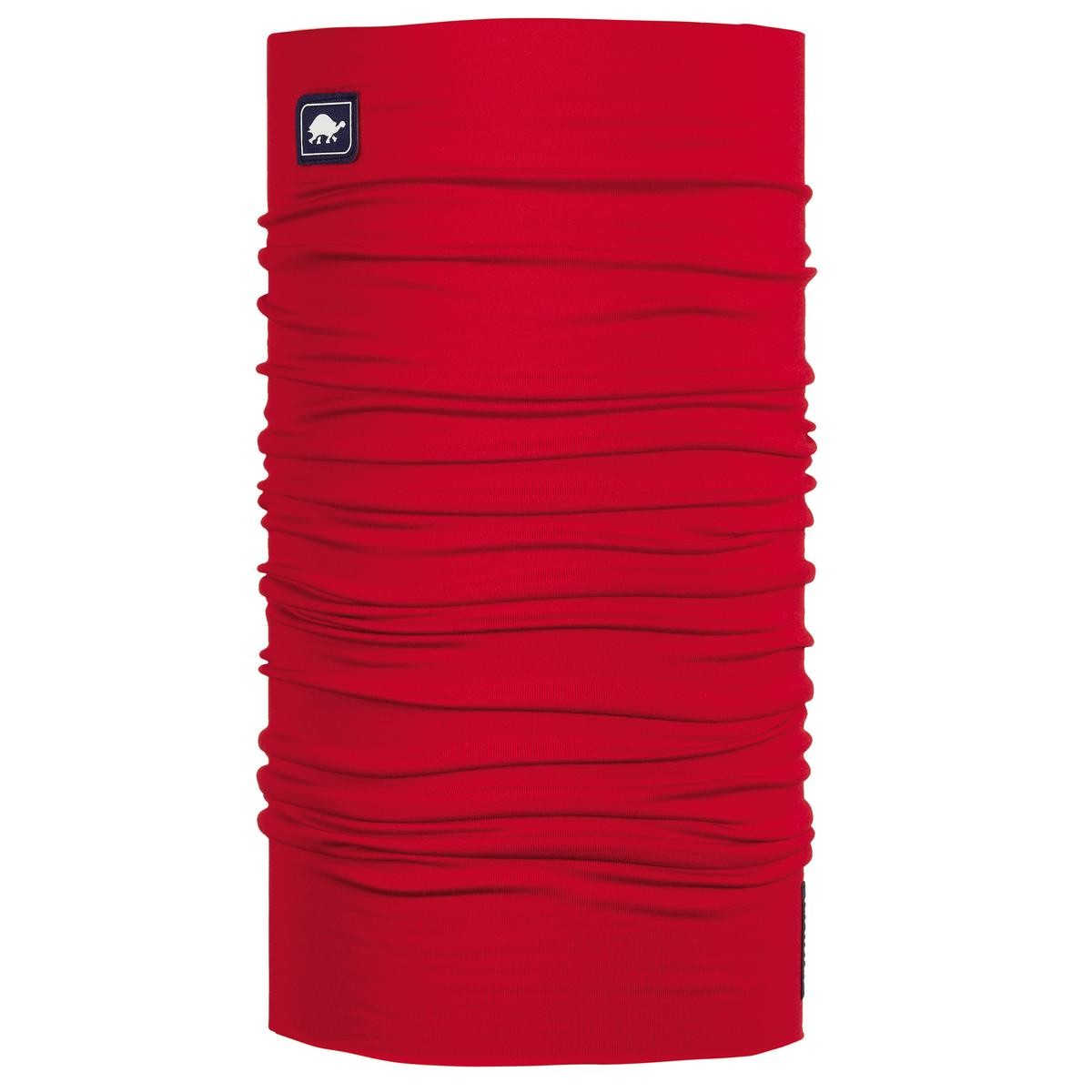 Turtle Fur Totally Tubular Comfort Shell Tube Neck Gaiter Red - One Size