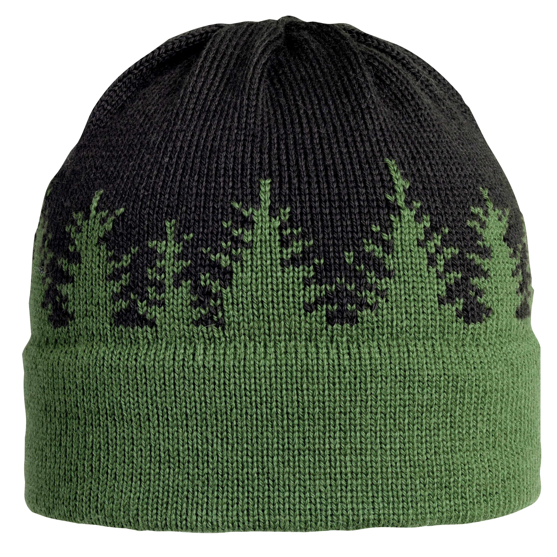 Vermont Originals 100% Wool USA Made Winter Hat Black and ...