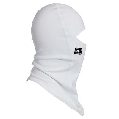 Turtle Fur Comfort Shell Ninja Balaclava White - One Size