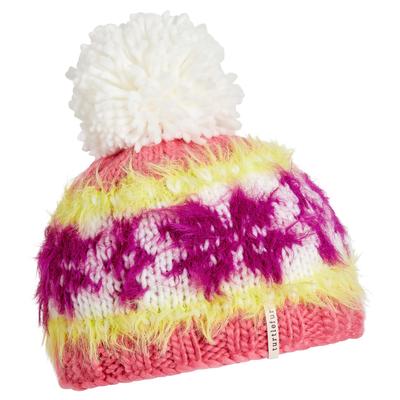Turtle Fur Kids Cupcake Pom Winter Ski Hat Kiss