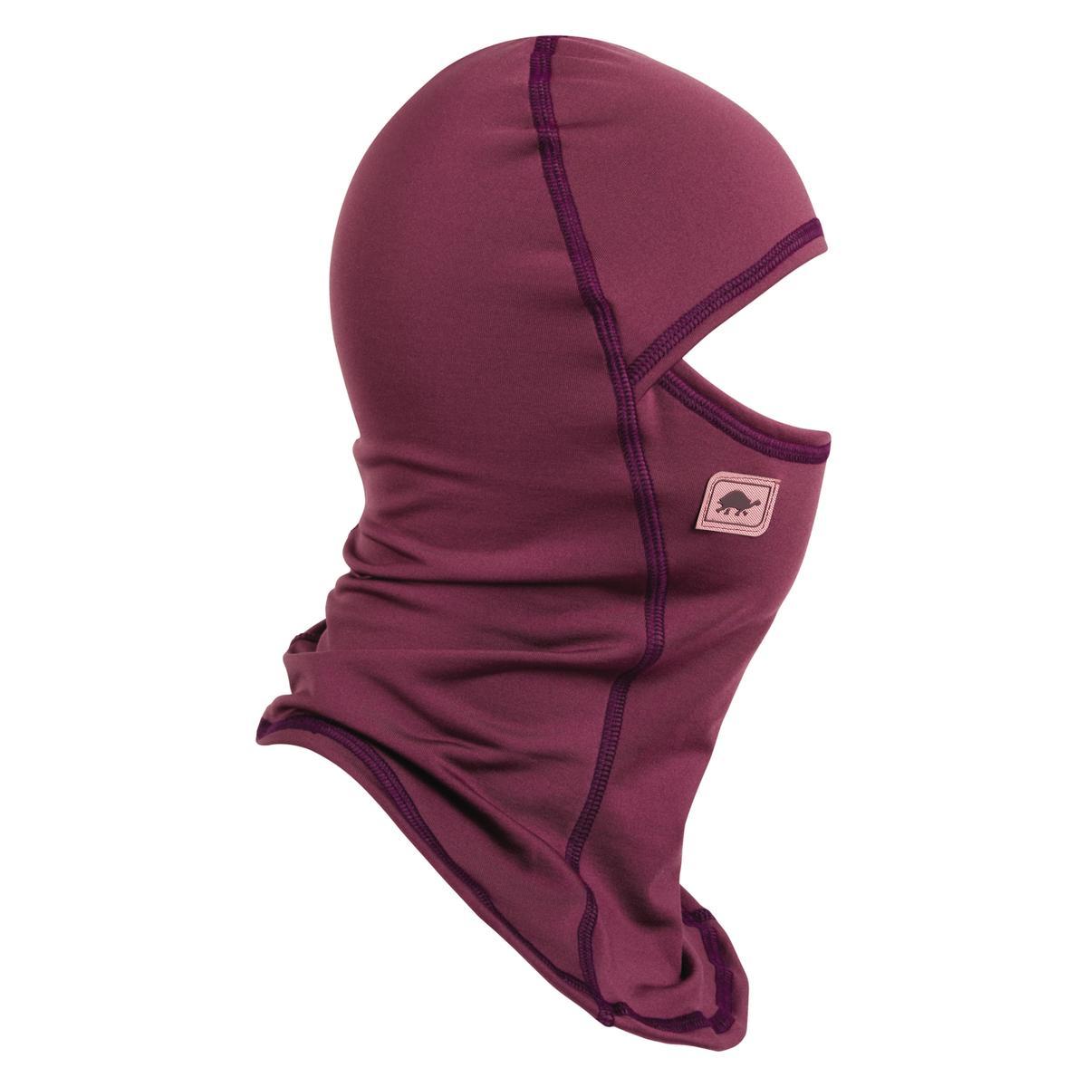 Turtle Fur Comfort Shell Ninja Balaclava Winter Berry - One Size