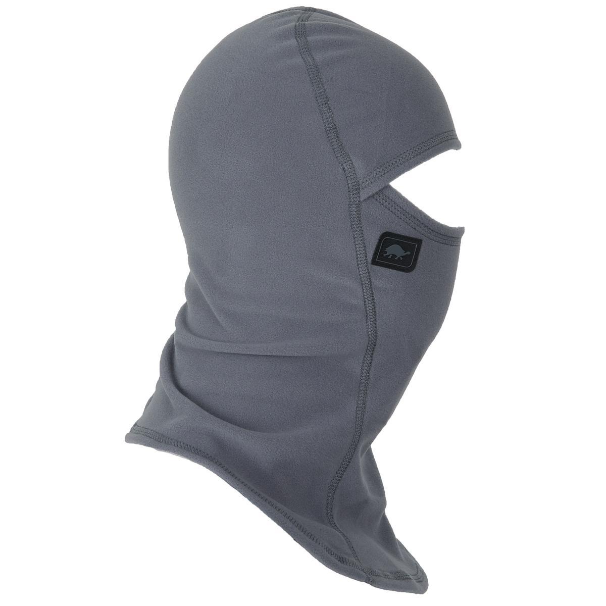 Turtle Fur Fleece Ninja Balaclava Face Mask Graphite