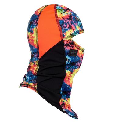 Turtle Fur Comfort Shell Ninja Balaclava Color Block Classic Tie Dye