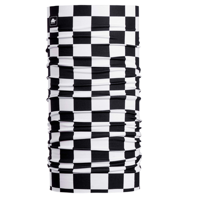 Turtle Fur Youth Comfort Shell Totally Tubular Lightweight Neck Gaiter Checker