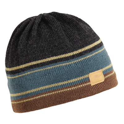 Turtle Fur Stratus Classic Wool Ski Hat Beanie Chestnut - One Size - Men