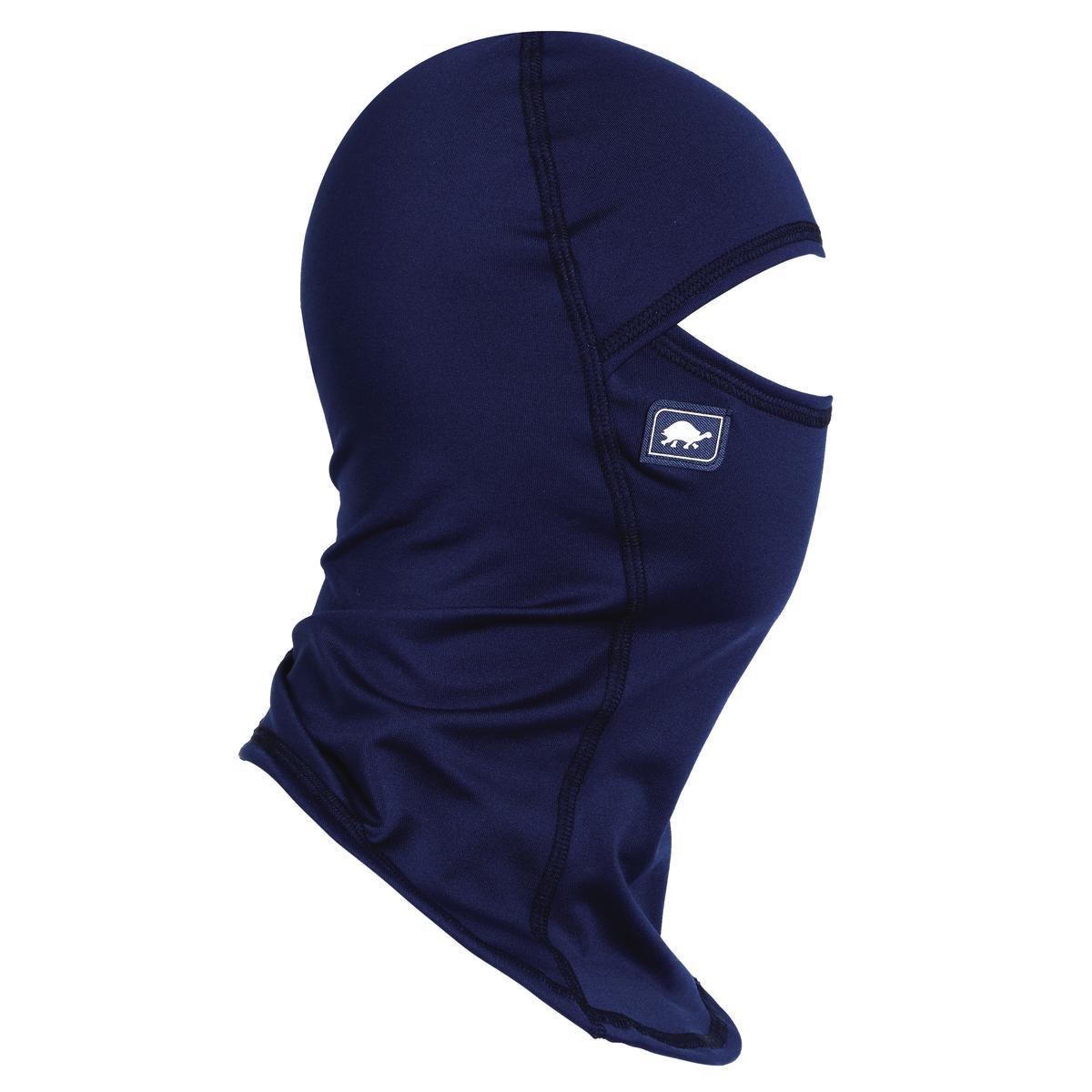 Turtle Fur Comfort Shell Ninja Balaclava Navy - One Size