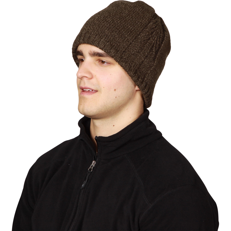 aa1196f117c Buy Turtle Fur Lone Tree Ragg Men s Fleece Lined Wool Blend Beanie ...