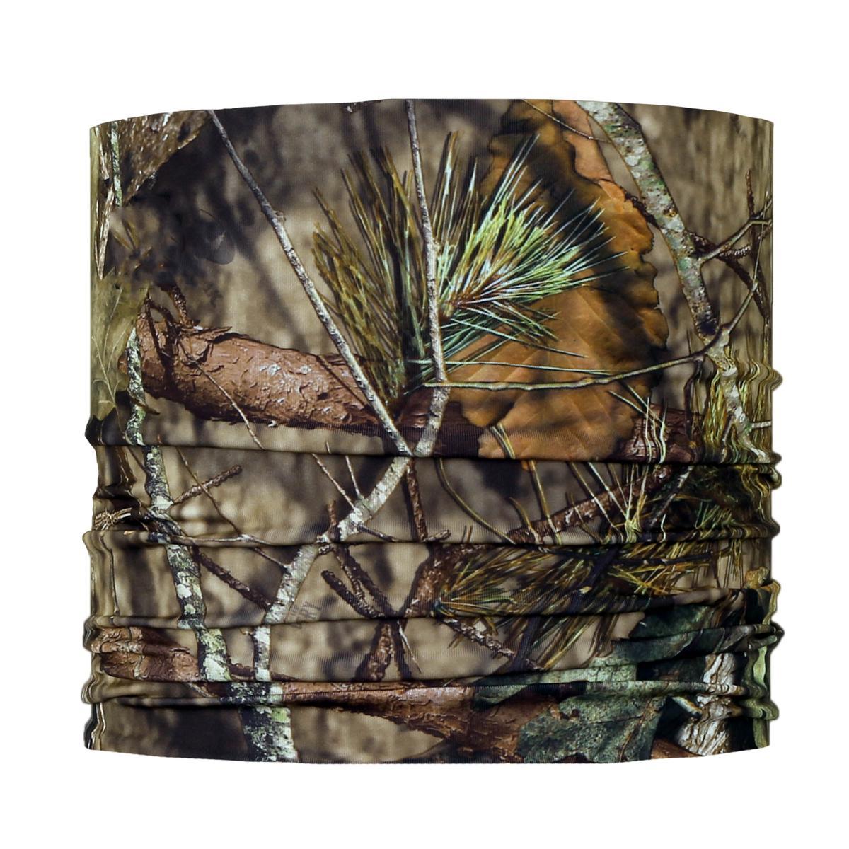 Turtle Fur Ultralight Breathable Totally Tubular Upper Half Face Covering Neck Gaiter Mossy Oak Break-Up Country